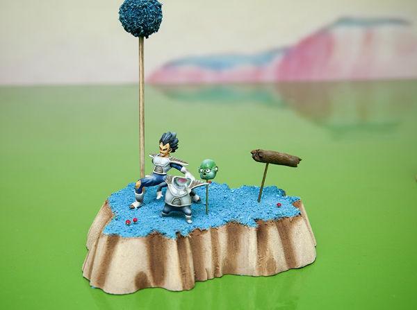 decor namek dragon ball z reconstitution dbz freezer goku vegeta (10)-w600