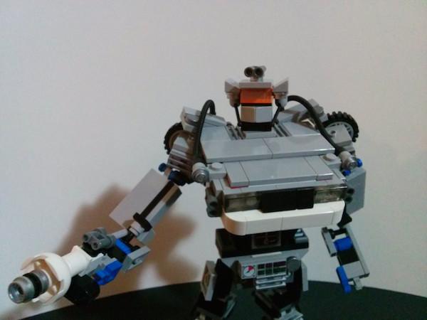 delorean lego robot (3)
