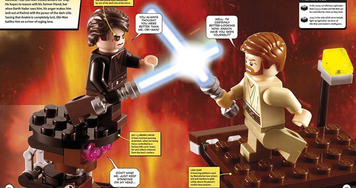 Deux nouveaux livres Lego Star Wars