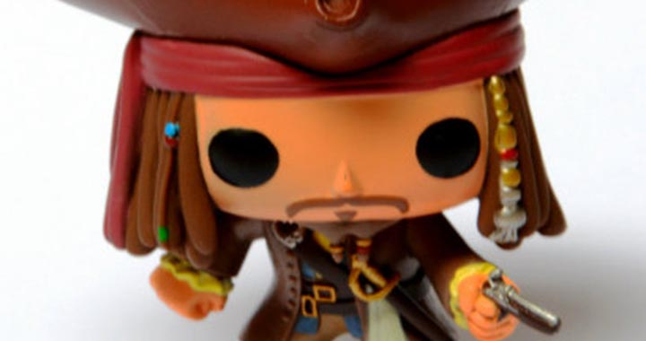 Test Funko Pirates des Caraïbes