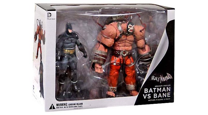 Figurine Batman Arkham Asylum, la review