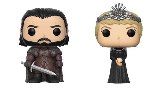 Game of Thrones, voici les nouvelles figurines Funko