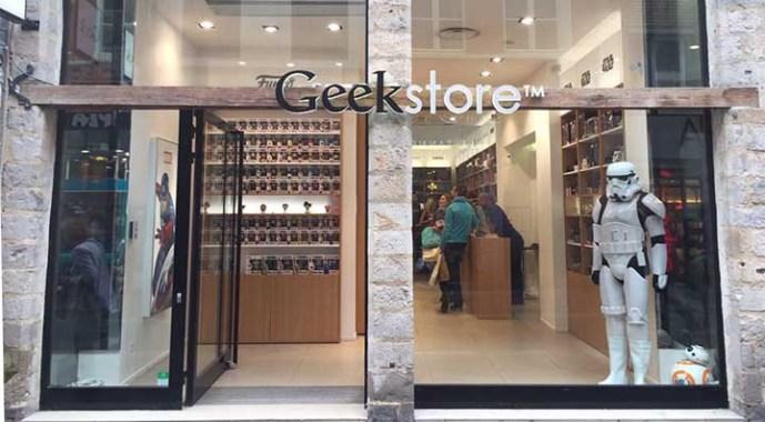 On vous présente, le GeekStore Lille