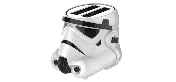 Grille pain Star Wars Stormtrooper