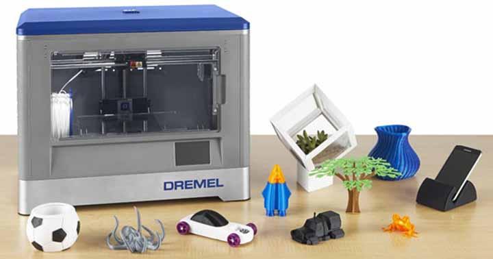 Une imprimante 3D par Dremel