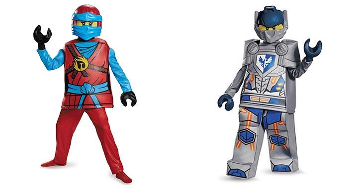Des déguisements Lego pour Halloween