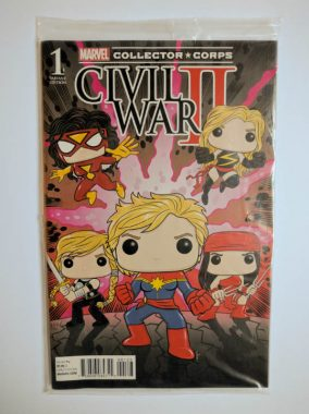 Marvel Collector Corps Juin 2016