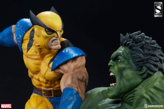 Hulk Vs Wolverine la review de cette sublime maquette
