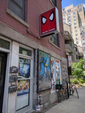 adresses Geek Montreal