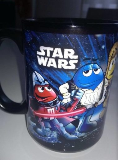 mugs m&m's star wars world store lili gomes (3)