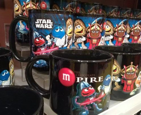 mugs m&m's star wars world store lili gomes (6)