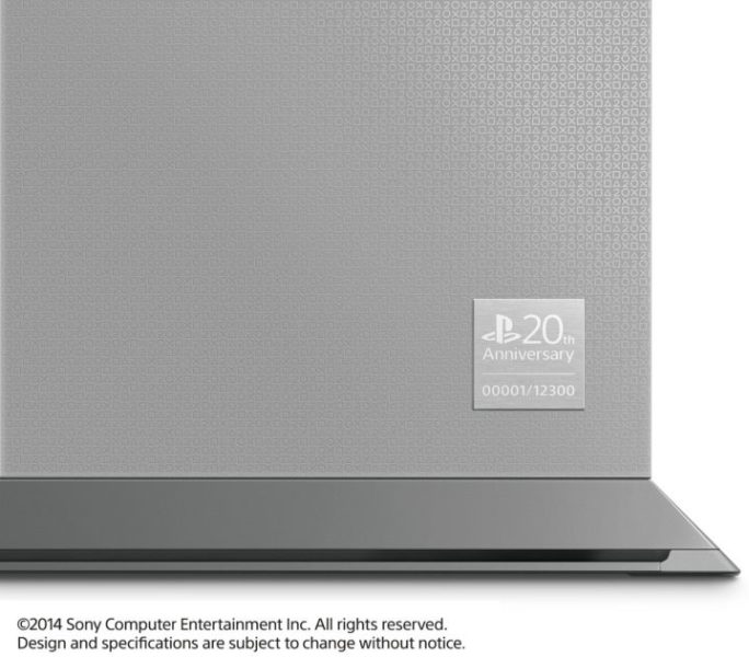 playstation 4 edition anniversaire