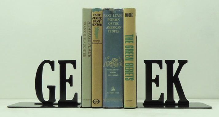 serre-livres geek