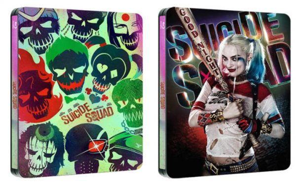 Suicide Squad édition collector