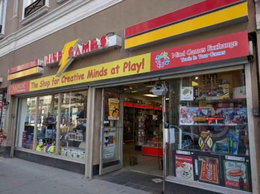 toronto magasin geek