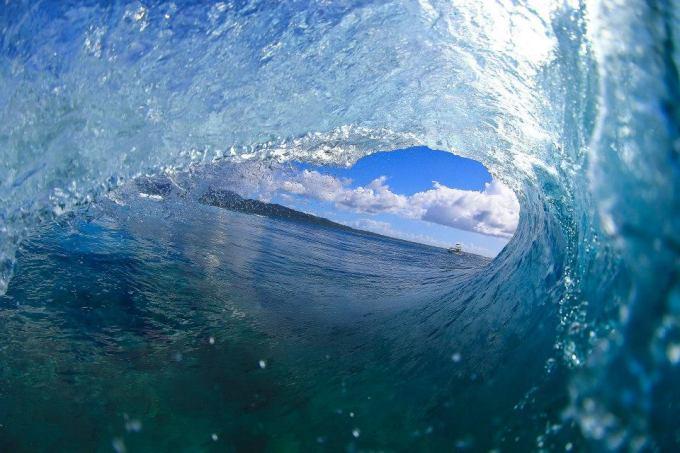 すべての準備が済んだら、あとはこの波を目指すのみ…
