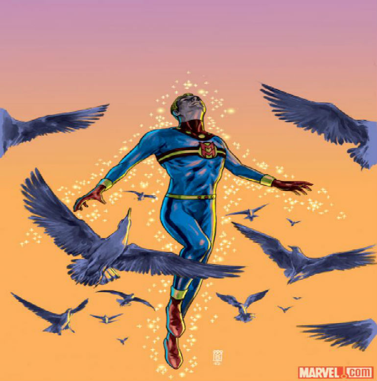 Miracleman Ascendant