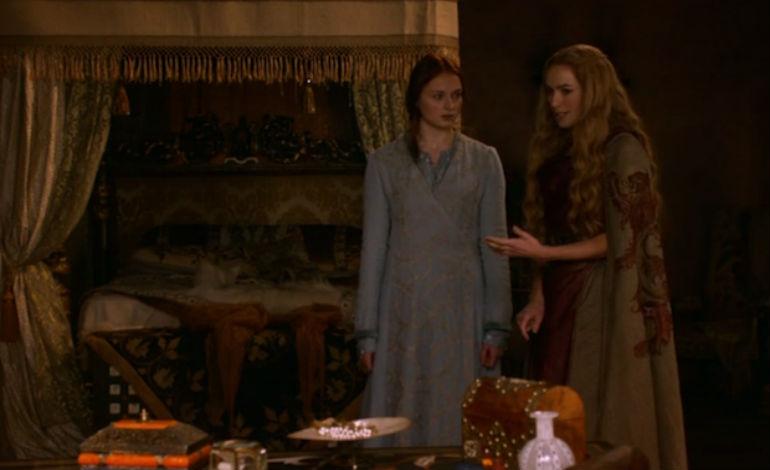 Sansa and Cersei