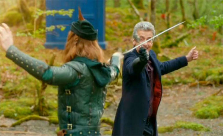 Doctor Vs. Robin Hood