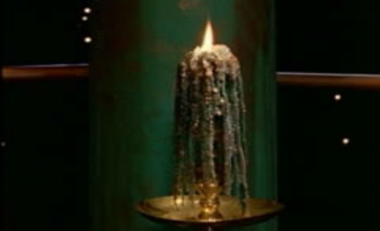 Green Candle 2