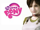 Chambers listed her work experience as 'Moderator of her My Little Pony Facebook Fan Page'