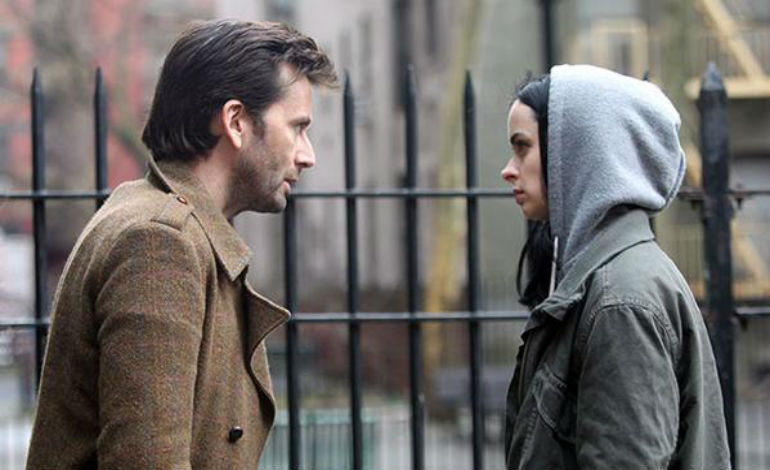 Jessica Jones and Kilgrave