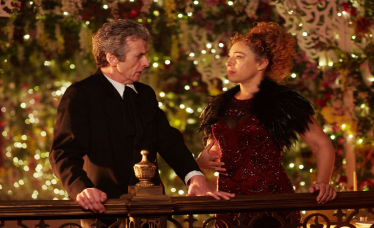 Doctor and River Christmas