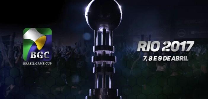 Brasil Game Cup (BGC) | Evento anuncia Campeonato Retrô para sua primeira edição carioca
