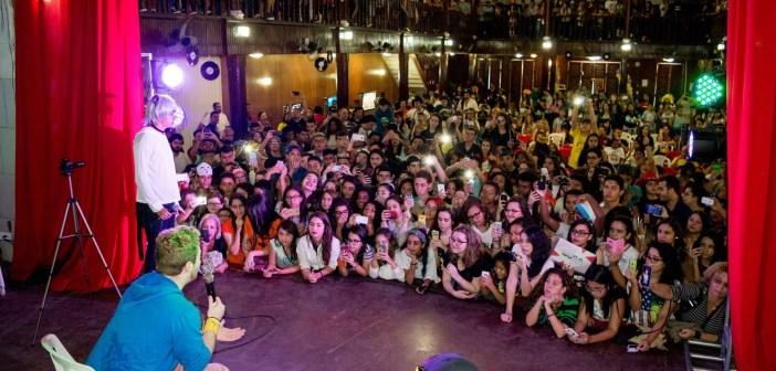 Vila Anime | Evento será atração na Lona Cultural de Anchieta