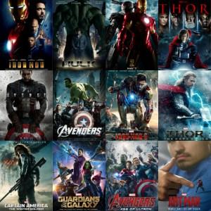 253 Marvel Movie 1&2