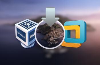 Download macOS Catalina VMware & VirtualBox Image – Latest Version