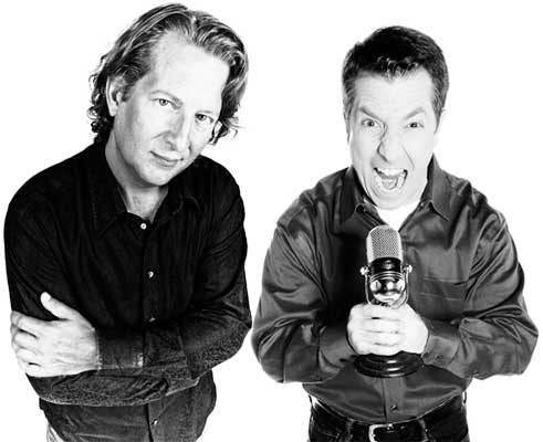 headshots Alan & Michael