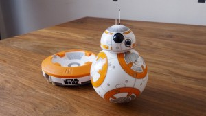The Sphero BB-8 Droid: The Star Wars toy guaranteed to be out of stock when you start your Christmas shopping.