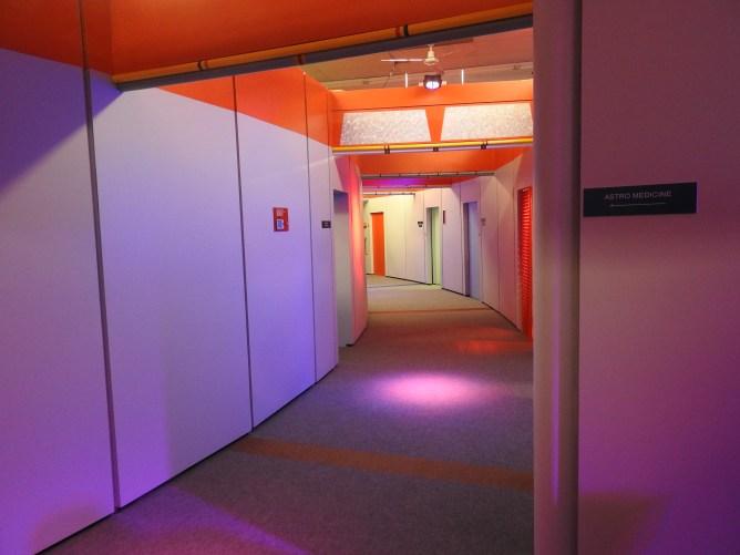 Star Trek Set Tour Corridor 2