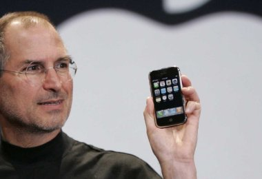 Original iPhone launch