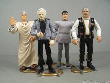 Playmates Star Trek Figures