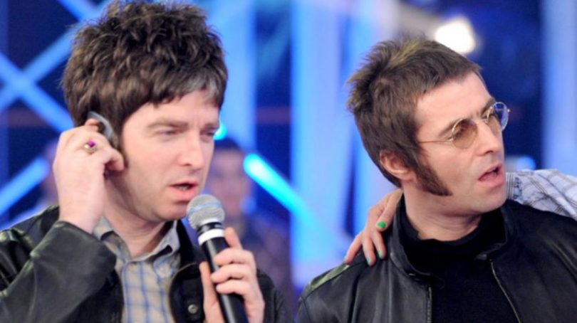 Looks Like Liam and Noel Have Made Up