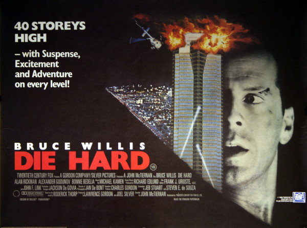 Die Hard: 30 Years Later - The Geeks and Beats Podcast with Alan