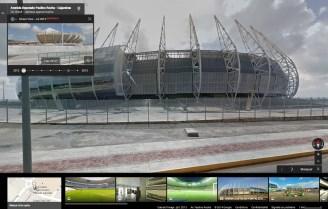 Google Maps Street View - Time machine 3