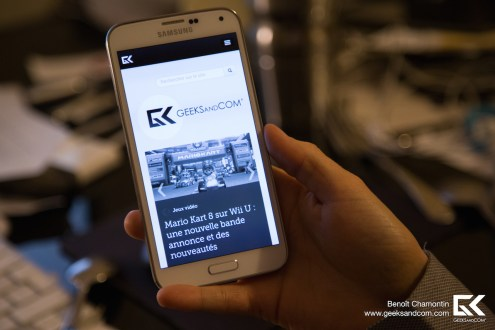Samsung Galaxy S5 - Test Geeks and Com 5