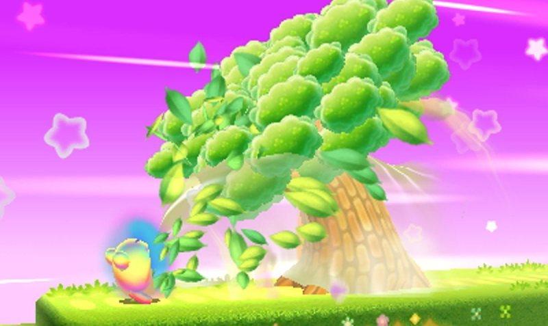 Méganova! C'est qu'il a faim Kirby!