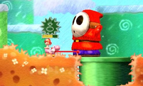 Yoshis New Island - Nintendo 3DS - Gameplay 4