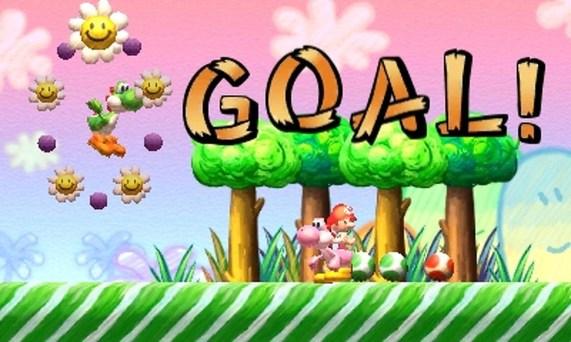 Yoshis New Island - Nintendo 3DS - Gameplay 6