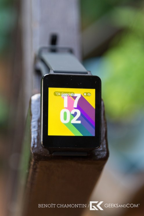 LG G Watch - Android Wear - Test Geeks and Com -14