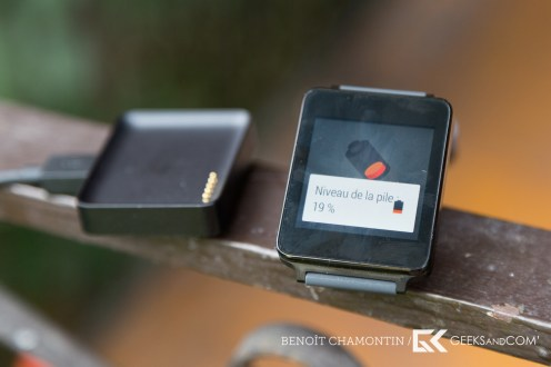 LG G Watch - Android Wear - Test Geeks and Com -19