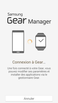 Samsung Gear Manager