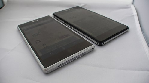 Sony Xperia Z2 vs Z1