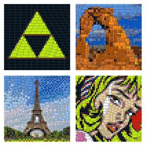 Brick-A-Pic - Kickstarter - Photo en Lego 2