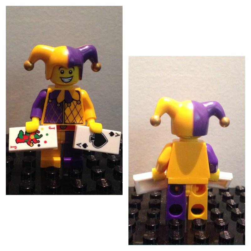 Bouffon - Lego - Minifures - Serie 12