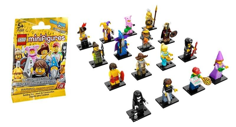 Lego - Minifures - Serie 12